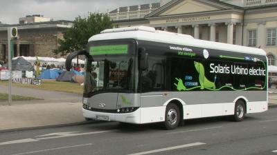 kassel e bus test 27 08 2012