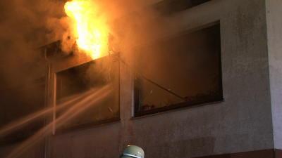 neukirchen wohnungsbrand 24 09 2012