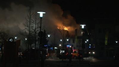 borken grossbrand 15 01 2013