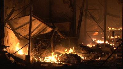 kassel grossbrand 13 09 2013