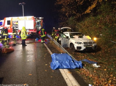 frankfurt unfall a66 27 10 2013