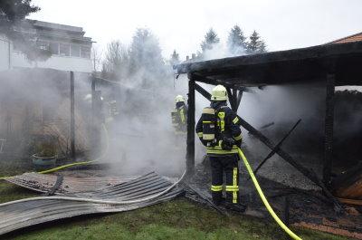oderhausen feuer garage 09122013