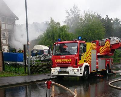 witzenhausen wohnhausbrand privat 1 28052014