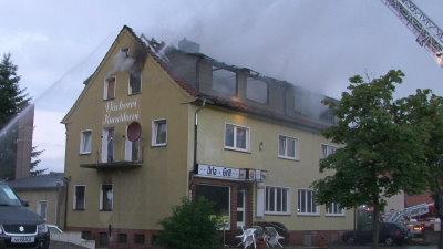 wabern dachstuhlbrand 06072014