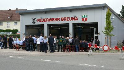 breuna einweihungsfest 07092014