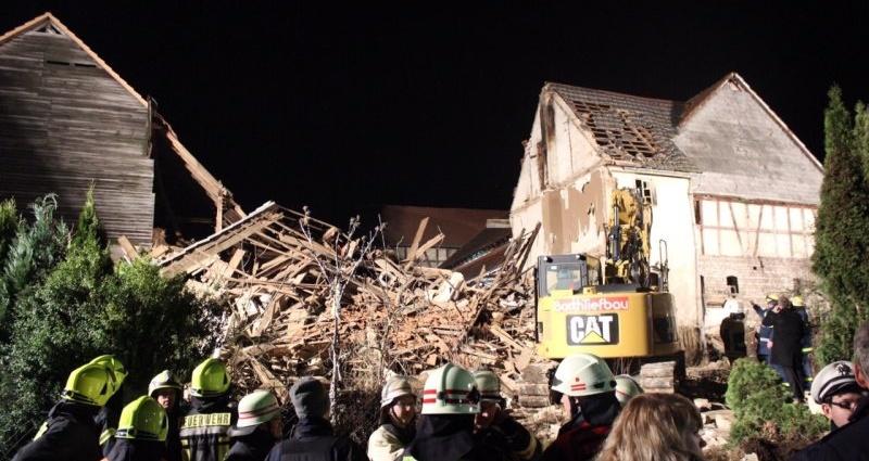 Mornshausen explosion haus 15122014