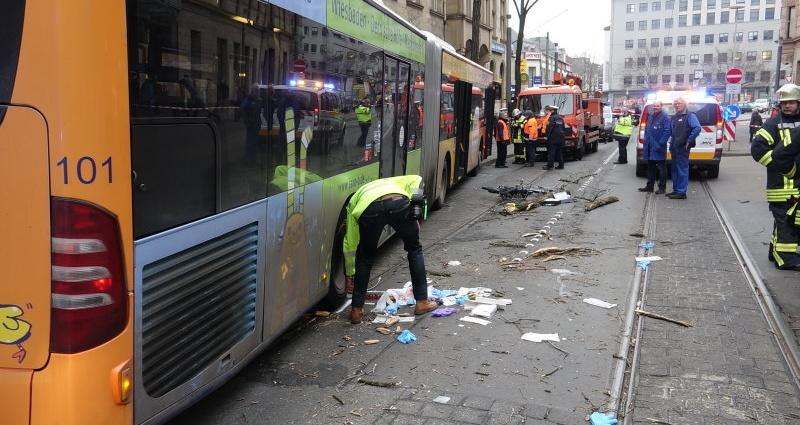 mainz busunfall 21012015