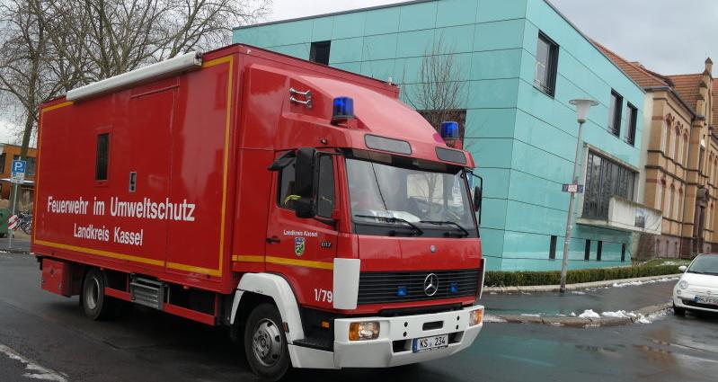 Kassel explosion schule 24022015