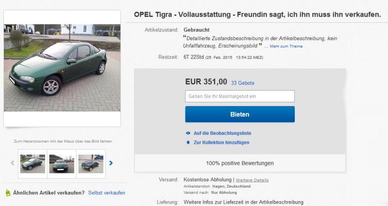 ebay anzeige auto 18022015