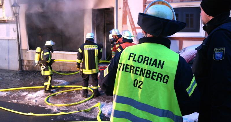 zierenberg wohnhausbrand 02022015