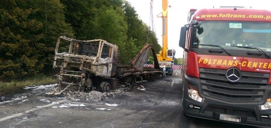 lkw brand friedewald 26 06 2015