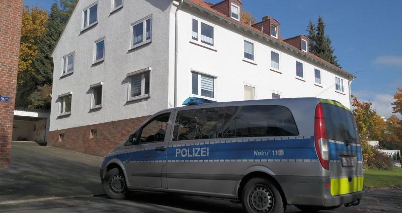 kassel polizeieinsatz 23102015