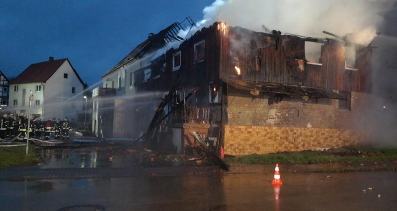 niedenstein wohnhausbrand 29112015