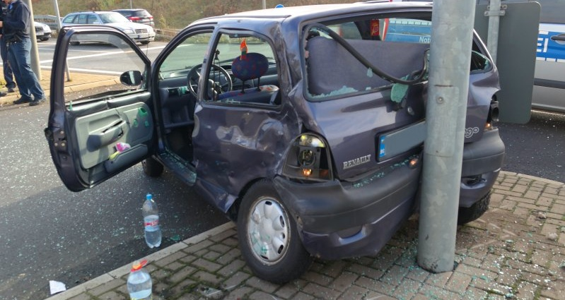 lohfelden unfall rasthof 27102016
