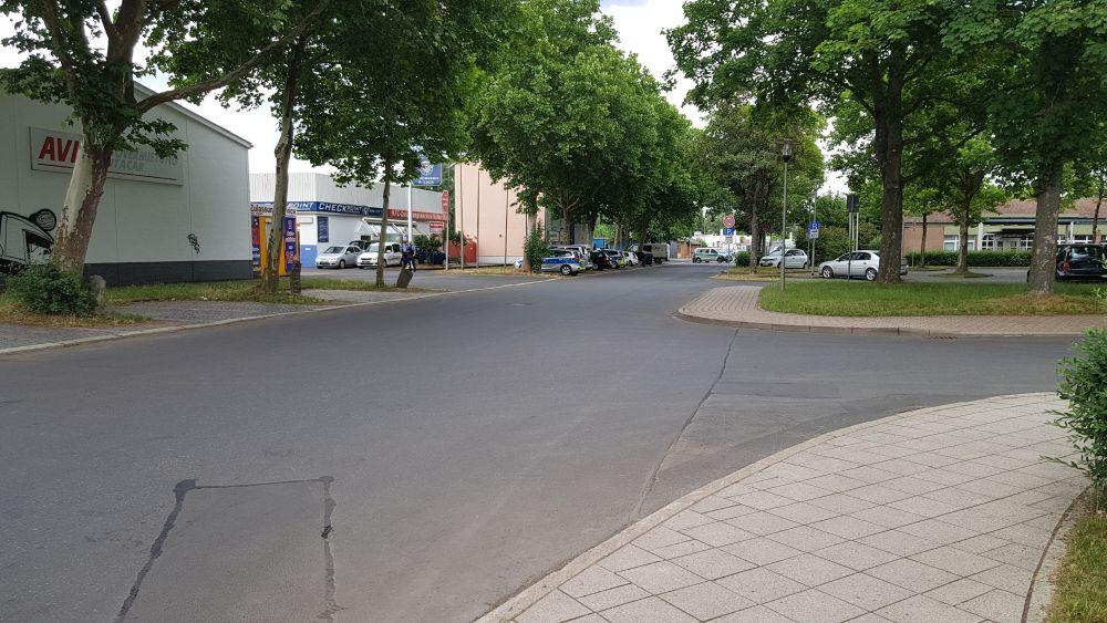 Schlägerei Kassel