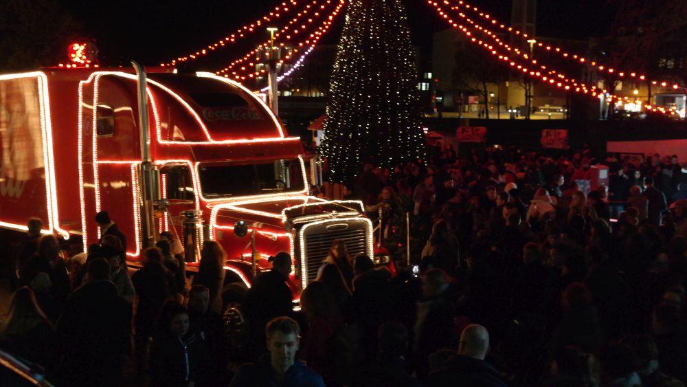 Weihnachtstruck Tour 2021