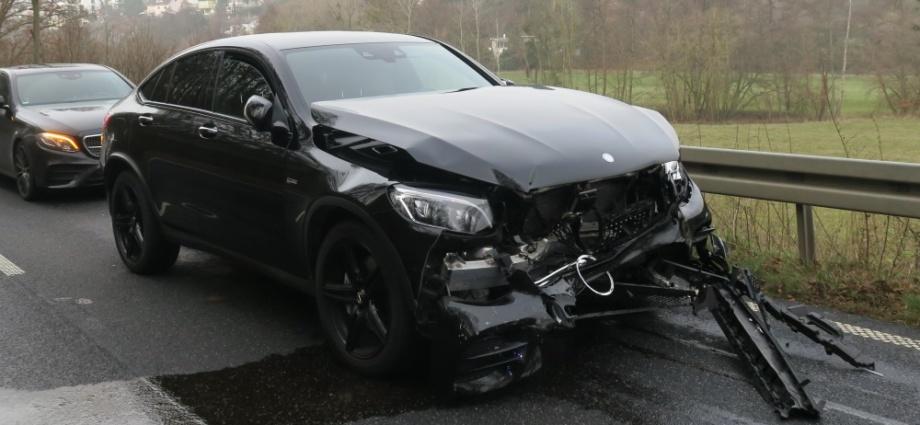 Unfall Mittelhessen