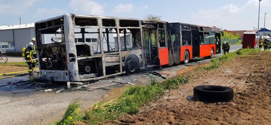 calden busbrand 30042019
