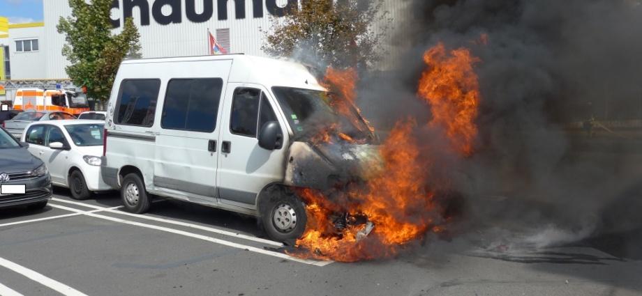 kassel fahrzeugbrand 12092019