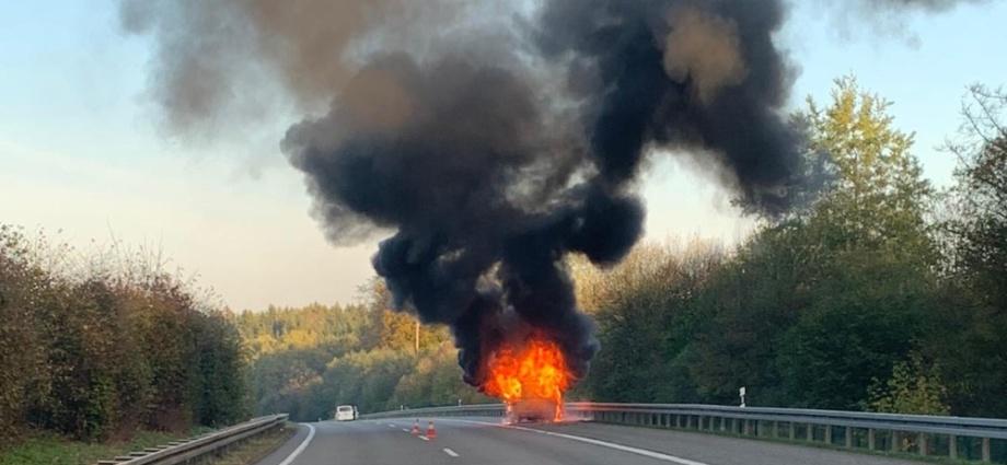 romrod wohnwagenbrand a5 31102019