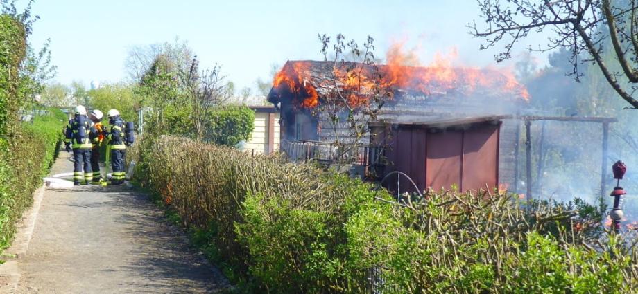 kassel brand gartenhaus 21042020