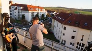 lohfelden balkonkonzert 05042020050