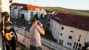 lohfelden balkonkonzert 05042020052