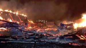schwalmstadt scheunenbrand 30042020010