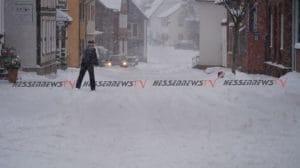 nordhessen winter 14022021022
