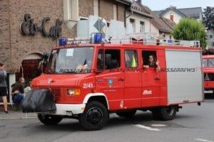 giessen feuerwehr parade 04072021091
